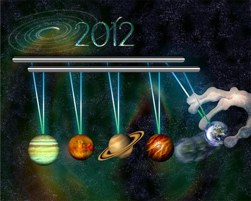 Начало новой эры в 2012 году произойдет благодоря планете Нибиру